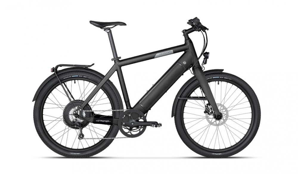 stromer high speed e-bikes