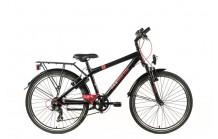 "BikeFun High Risk 20"" Zwart/Rood"